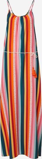 Femi Stories Kleid 'TONGA' in grün / mischfarben / rot, Produktansicht