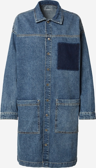 EDC BY ESPRIT Jurk in Blauw denim e1M4COwY
