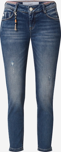 Goldgarn Jeans 'Jungbush' in de kleur Blauw denim, Productweergave