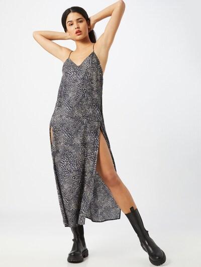 Motel Kleid 'HIME' in schwarz / weiß, Modelansicht