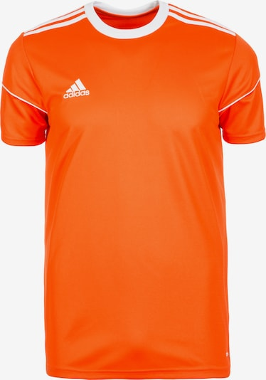 ADIDAS PERFORMANCE Fußballtrikot 'Squadra 17' in orange, Produktansicht
