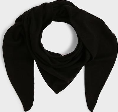 apriori Schal in schwarz, Produktansicht