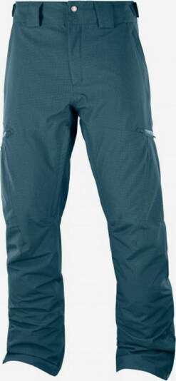 SALOMON Skihose ' QST SNOW PANT ' in pastellblau, Produktansicht