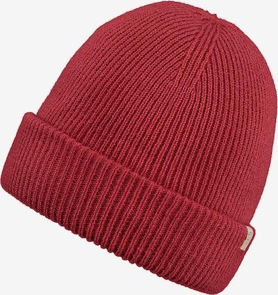 Barts Mütze in karminrot, Produktansicht