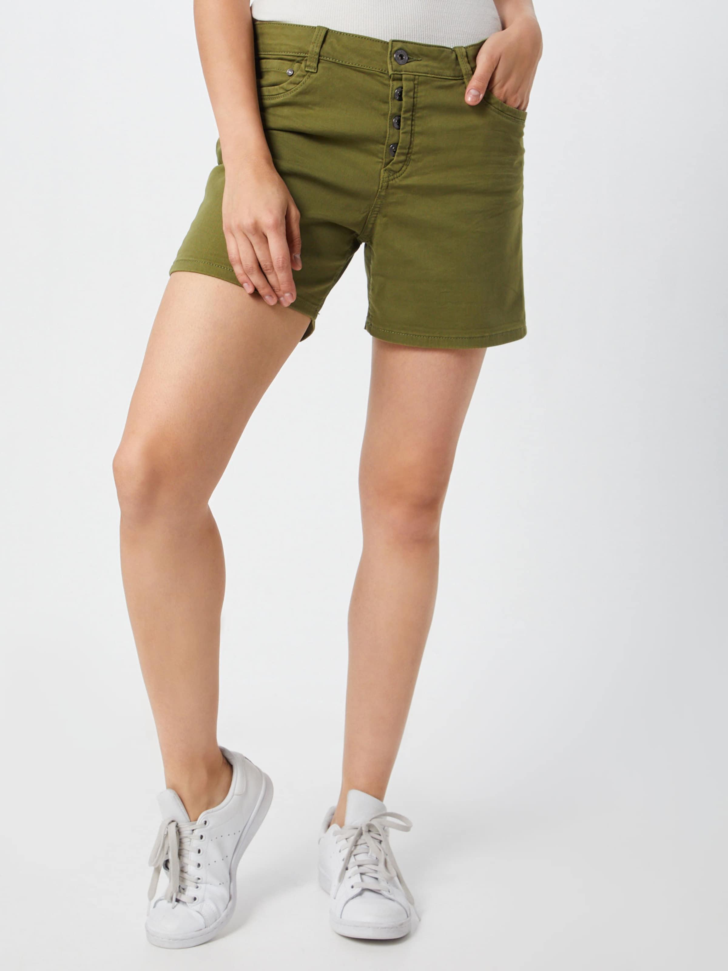 Shorts In Tom Tailor Denim 'cajsa' Oliv nmN8v0ywO