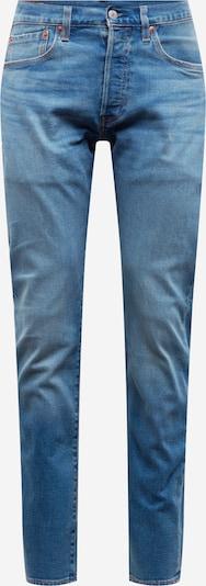 Džinsai '501 ORIGINAL FIT' iš LEVI'S , spalva - tamsiai (džinso) mėlyna, Prekių apžvalga