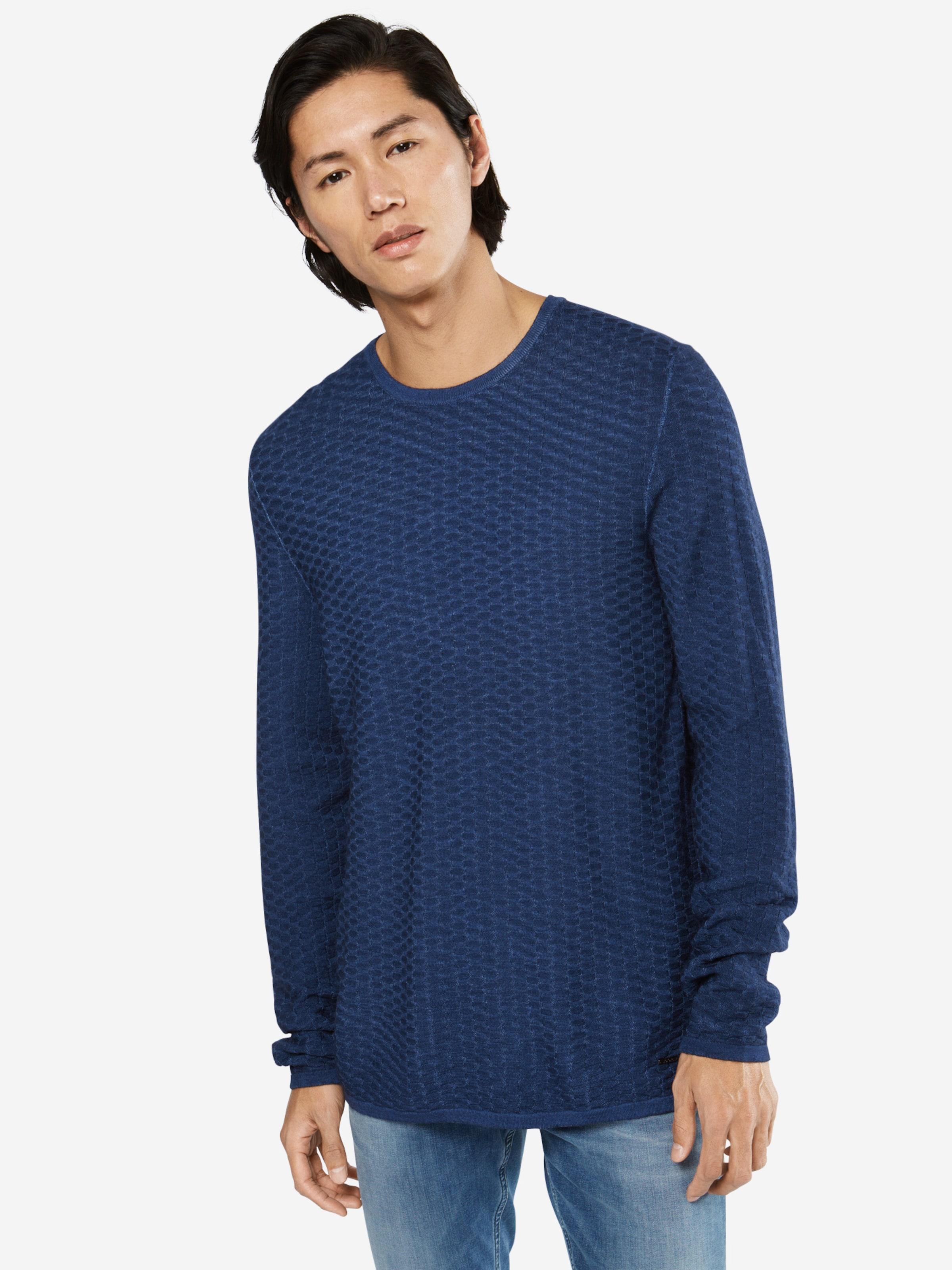 JOOP! Pullover aus Struktur-Strick 'Steve' Steckdose Echte DsBnRL7oGd