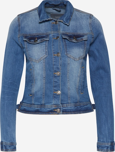 b.young Jeansjacke 'Puly' in blue denim, Produktansicht