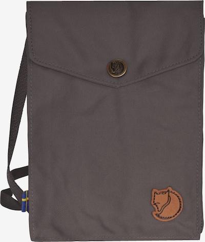 Fjällräven Pocket Brustbeutel in grau, Produktansicht