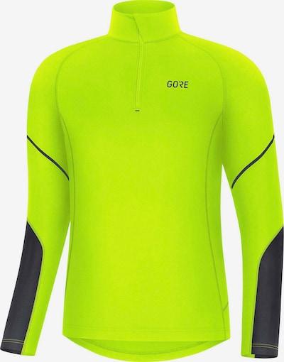 GORE WEAR Funktionsshirt 'M' in neongrün, Produktansicht