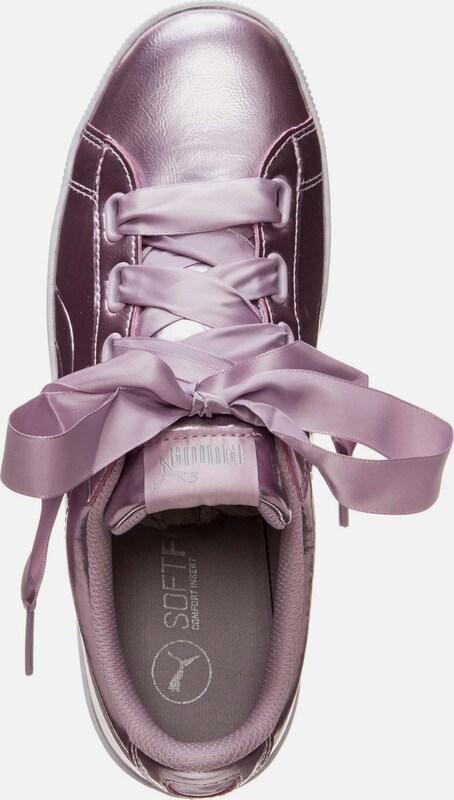 Patent' Laag Ribbon Lila Sneakers Puma 'vikky In Platform 0OmNwnv8