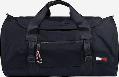 TOMMY HILFIGER Weekendtas in de kleur Donkerblauw / Rood / Wit, Productweergave
