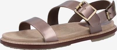 KICKERS Sandalen met riem in de kleur Brons, Productweergave