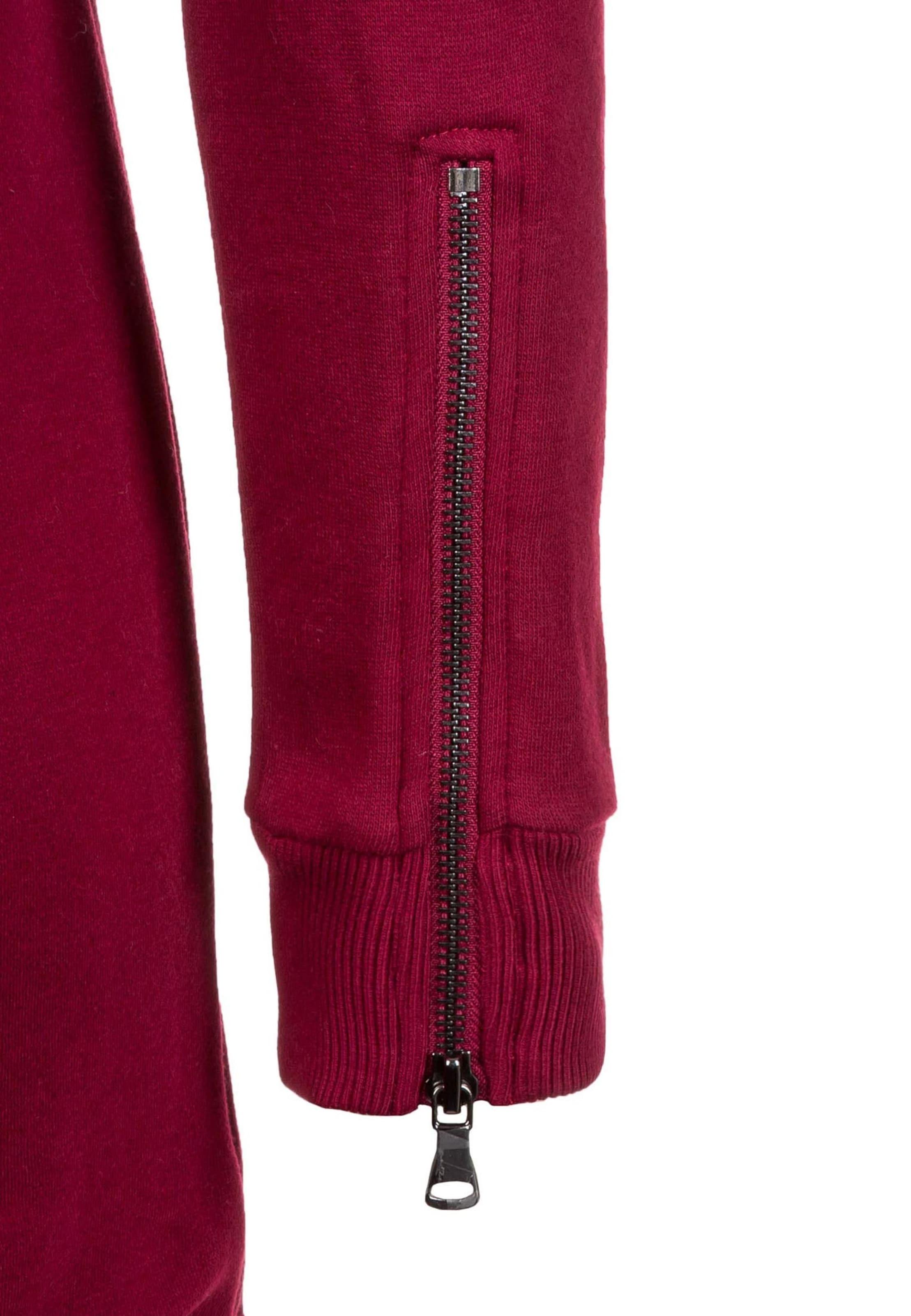 Rouge Urban Veste De Survêtement Classics En yb76Yfgv