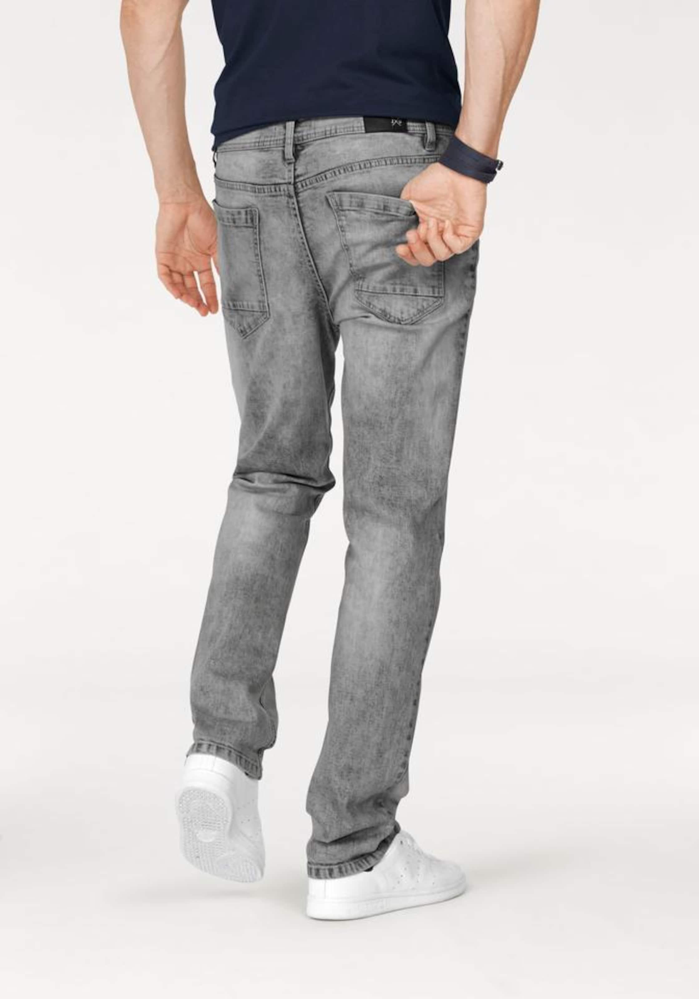jeans Devin In Grau John Straight eWEHIDY29