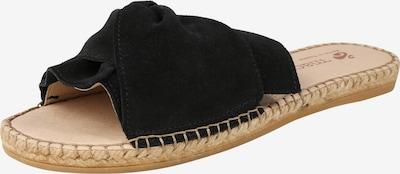 MACARENA Slip On cipele 'PLA 153S' u bež / crna, Pregled proizvoda