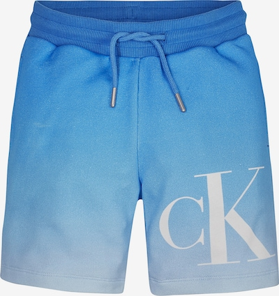 Calvin Klein Broek in de kleur Lichtblauw, Productweergave