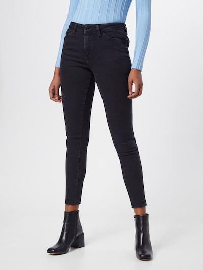 TOM TAILOR DENIM Jeans 'Nela' in black denim, Modelansicht
