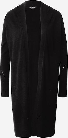 COMMA Strickmantel in schwarz, Produktansicht
