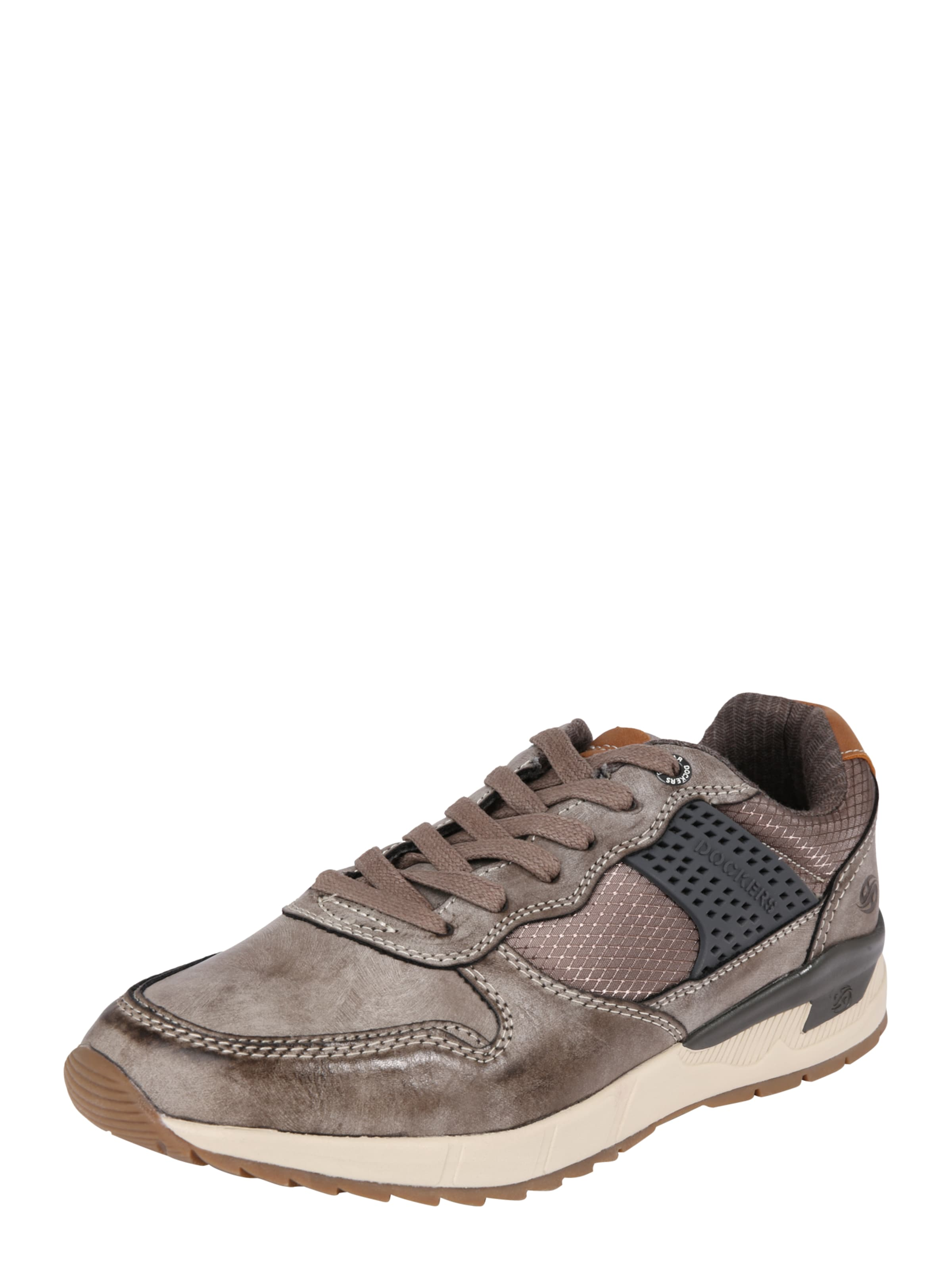 Sneaker Gerli In By Dunkelbraun Dockers 35jR4LA