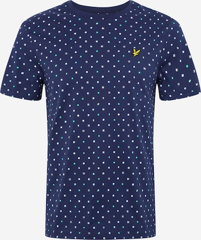 Lyle & Scott T-Shirt in navy / weiß, Produktansicht