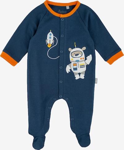 SIGIKID Schlafanzug in nachtblau / mischfarben, Produktansicht