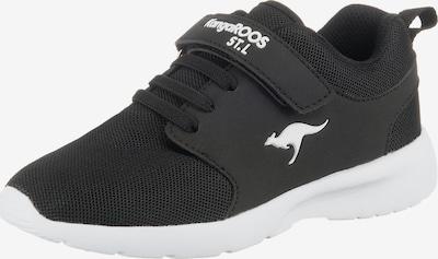 KangaROOS Sneaker 'Huni' in schwarz / weiß, Produktansicht
