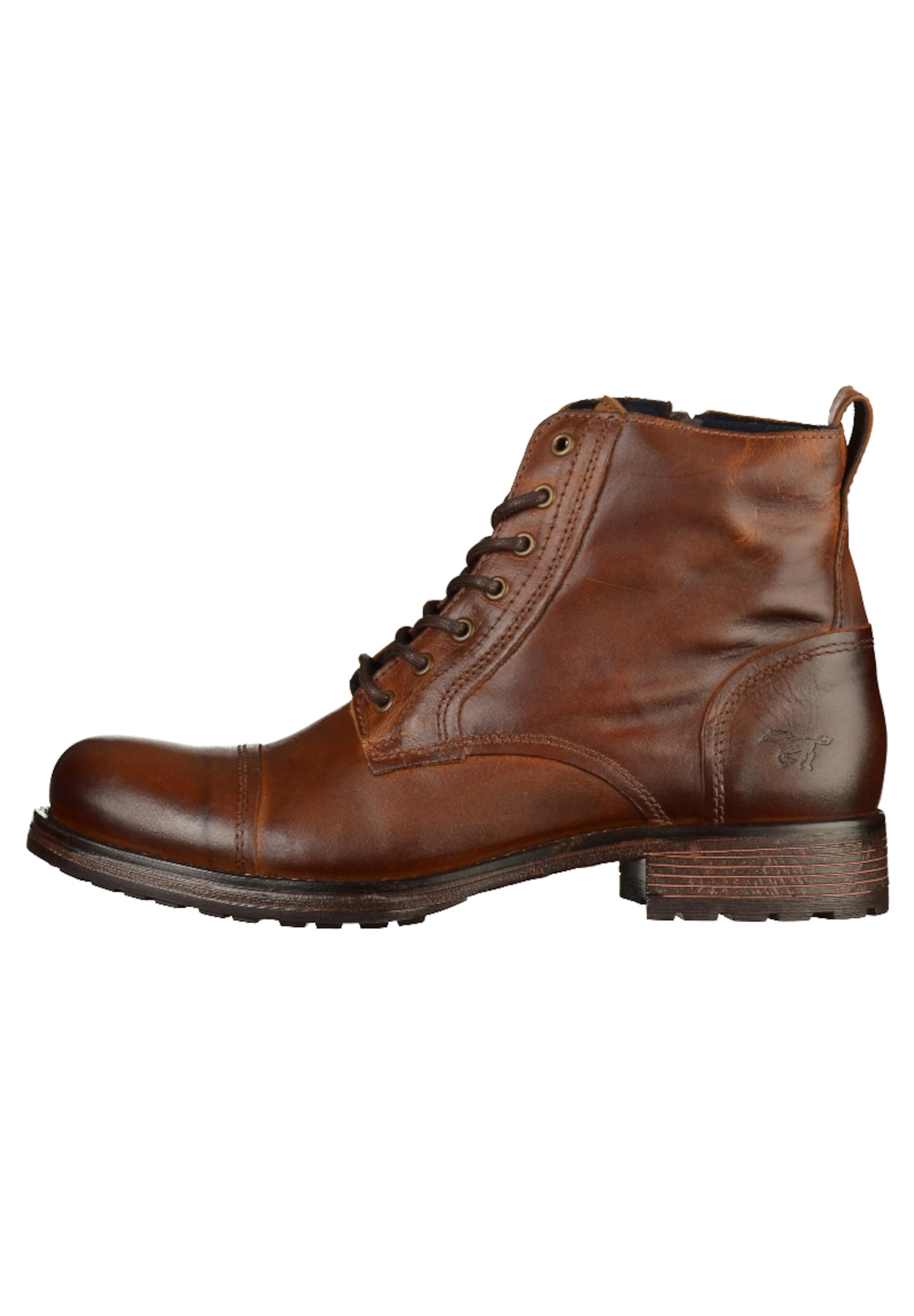In Stiefelette Mustang Stiefelette Mustang Braun Stiefelette Mustang In Braun In AjRqS4Lc35