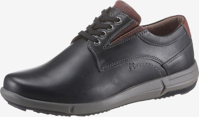 JOSEF SEIBEL Sneaker 'Enrico' in schwarz, Produktansicht
