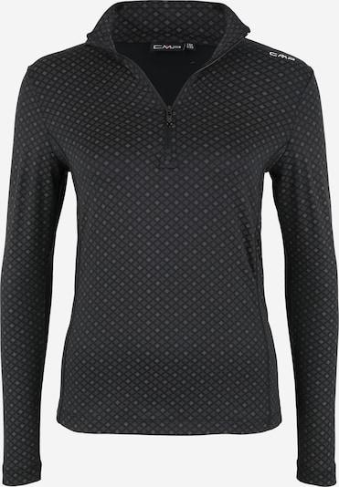 CMP Sportsweatshirt in schwarz, Produktansicht