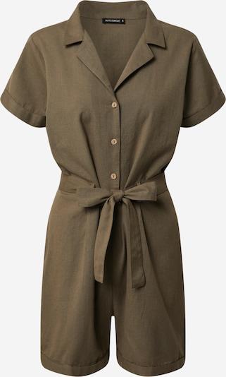 Rut & Circle Jumpsuit 'ANDREA' in khaki, Produktansicht