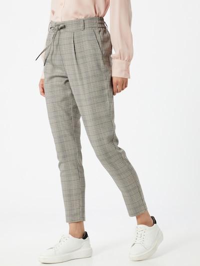 ONLY Hose 'Poptrash' in grau / schwarz, Modelansicht