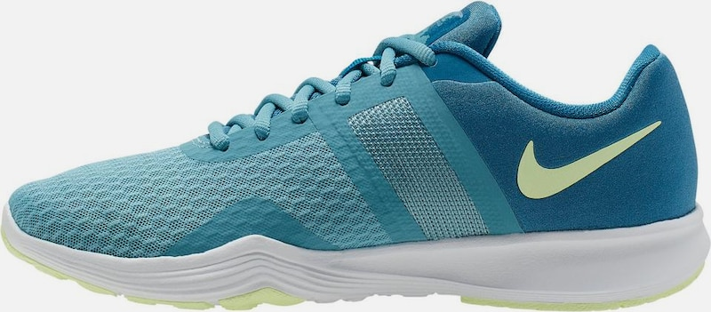 NIKE Fitnessschuh 'City Trainer 2' in aqua / petrol, Produktansicht