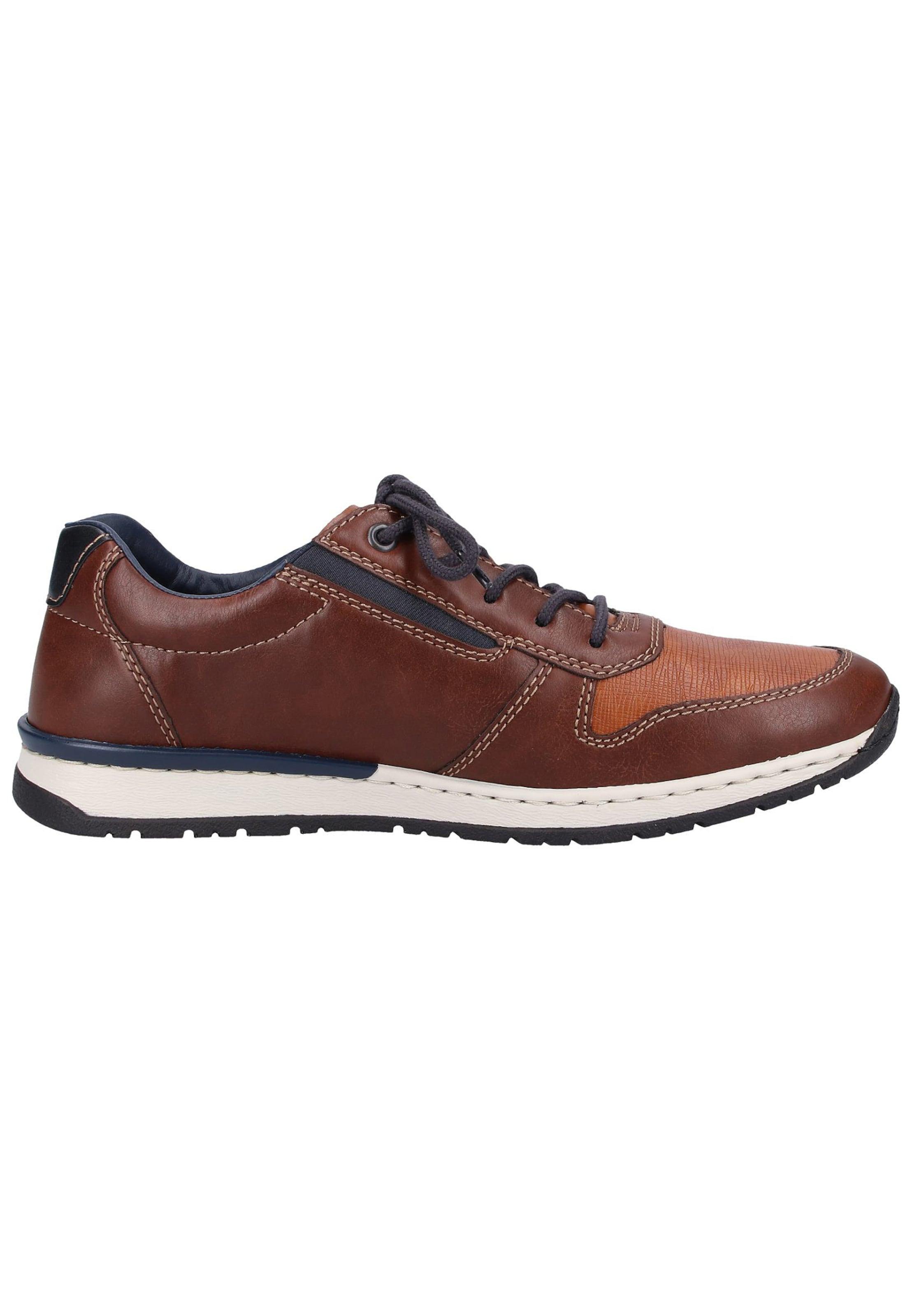 Rieker In Kastanienbraun Rieker Sneaker Sneaker NavyKaramell nyO8PmN0vw