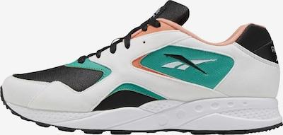 REEBOK Sneaker in jade / koralle / schwarz / weiß, Produktansicht