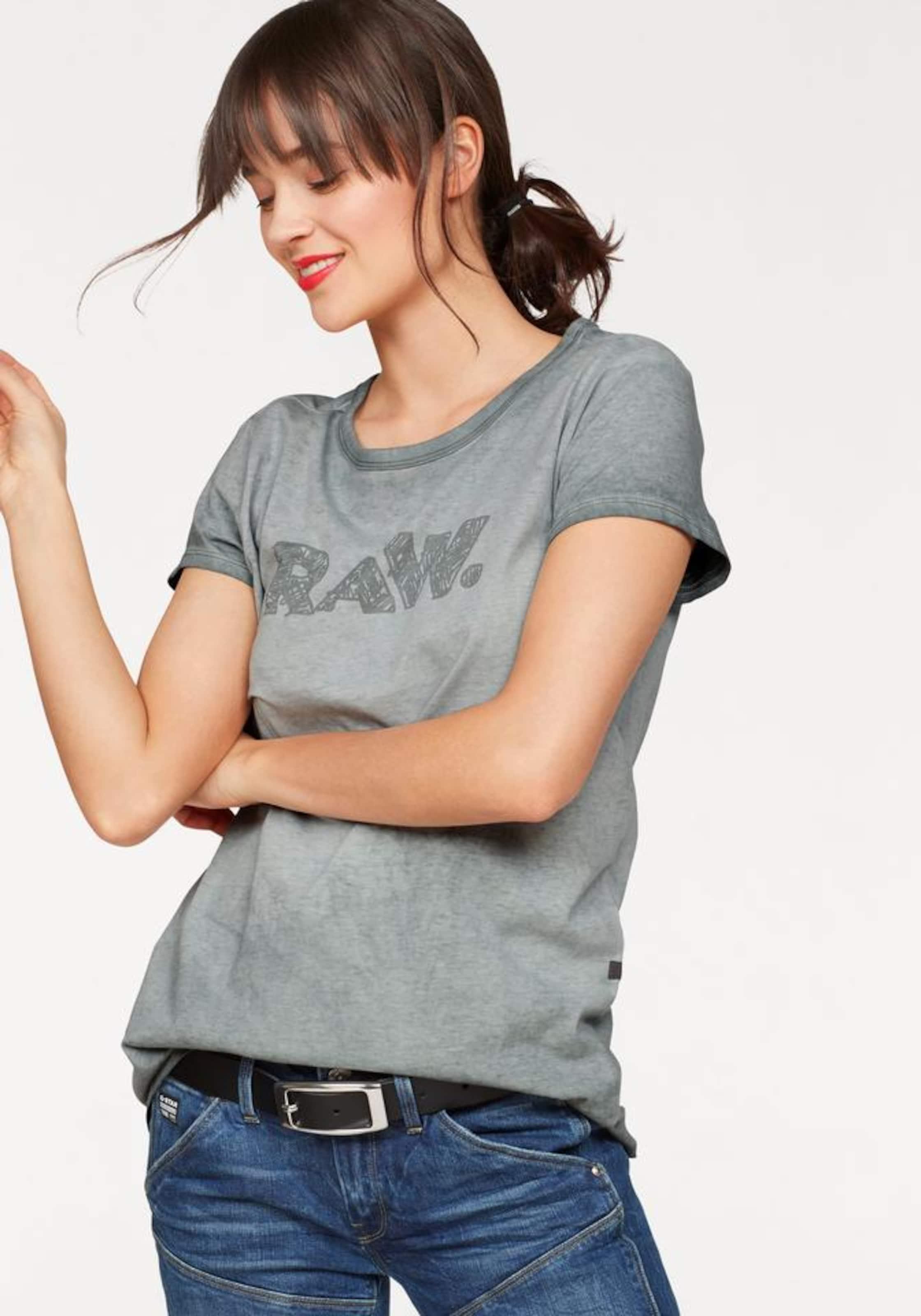 G-STAR RAW Rundhalsshirt 'Epzin' Schnelle Lieferung Verkauf Online rU9VE13