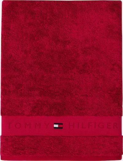 TOMMY HILFIGER Gästetücher 3tlg. in rot, Produktansicht