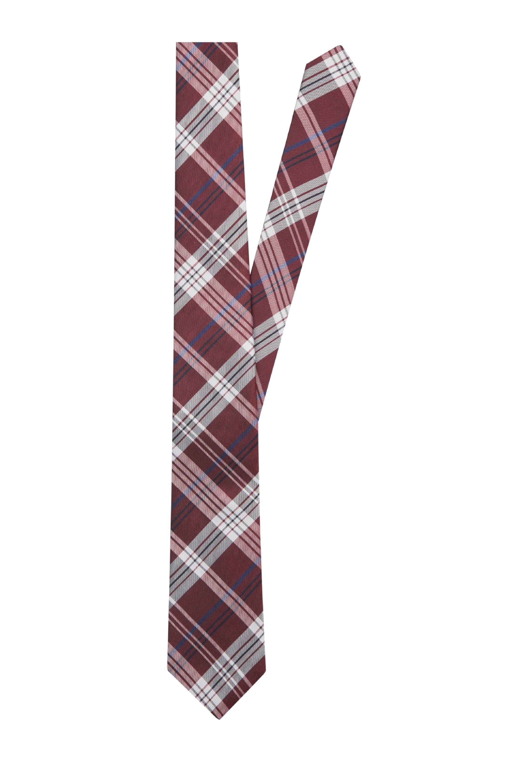 Krawatte Rose' Rot 'schwarze In Seidensticker xdoWCBer