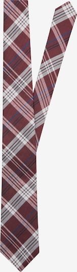 SEIDENSTICKER Cravate 'Schwarze Rose' en rouge, Vue avec produit