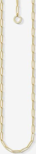 Thomas Sabo Charm-Kette in gold, Produktansicht