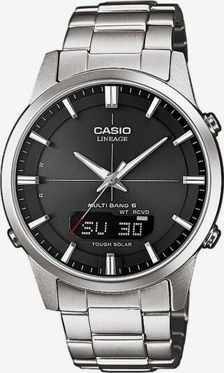 CASIO Funk in schwarz / silber, Produktansicht