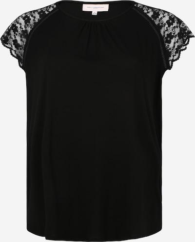 ONLY Carmakoma Shirt in schwarz, Produktansicht