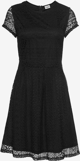 LASCANA Spitzenkleid in schwarz, Produktansicht