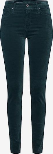 AG Jeans Jeans 'Farrah' in dunkelgrün, Produktansicht
