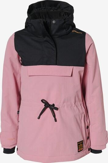 BRUNOTTI Skijacke 'Fireback' in rosa / schwarz, Produktansicht