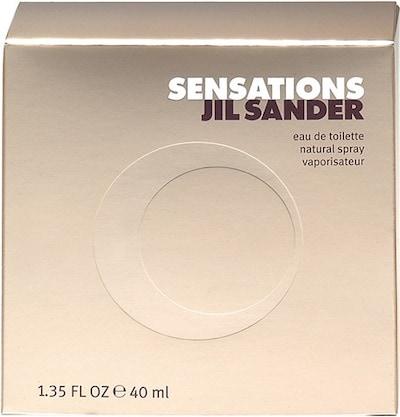 JIL SANDER 'Sensations' Eau de Toilette in beige, Produktansicht