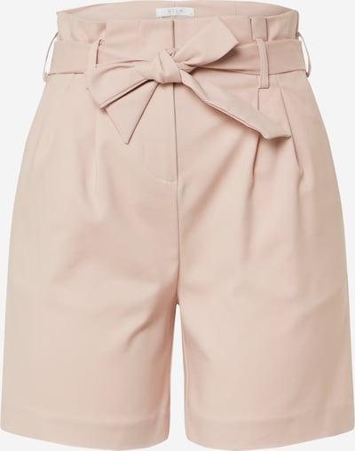 rózsaszín VILA Élére vasalt nadrágok 'SOFINA', Termék nézet