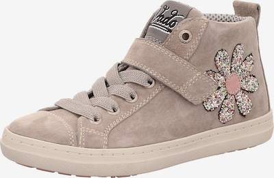 Vado Sneakers High Flora in grau, Produktansicht