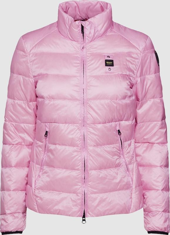 Blauer.USA Steppjacke 'GIUBBINI CORTI IMBOTTITO PIUMA' in Rosa  Mode neue Kleidung