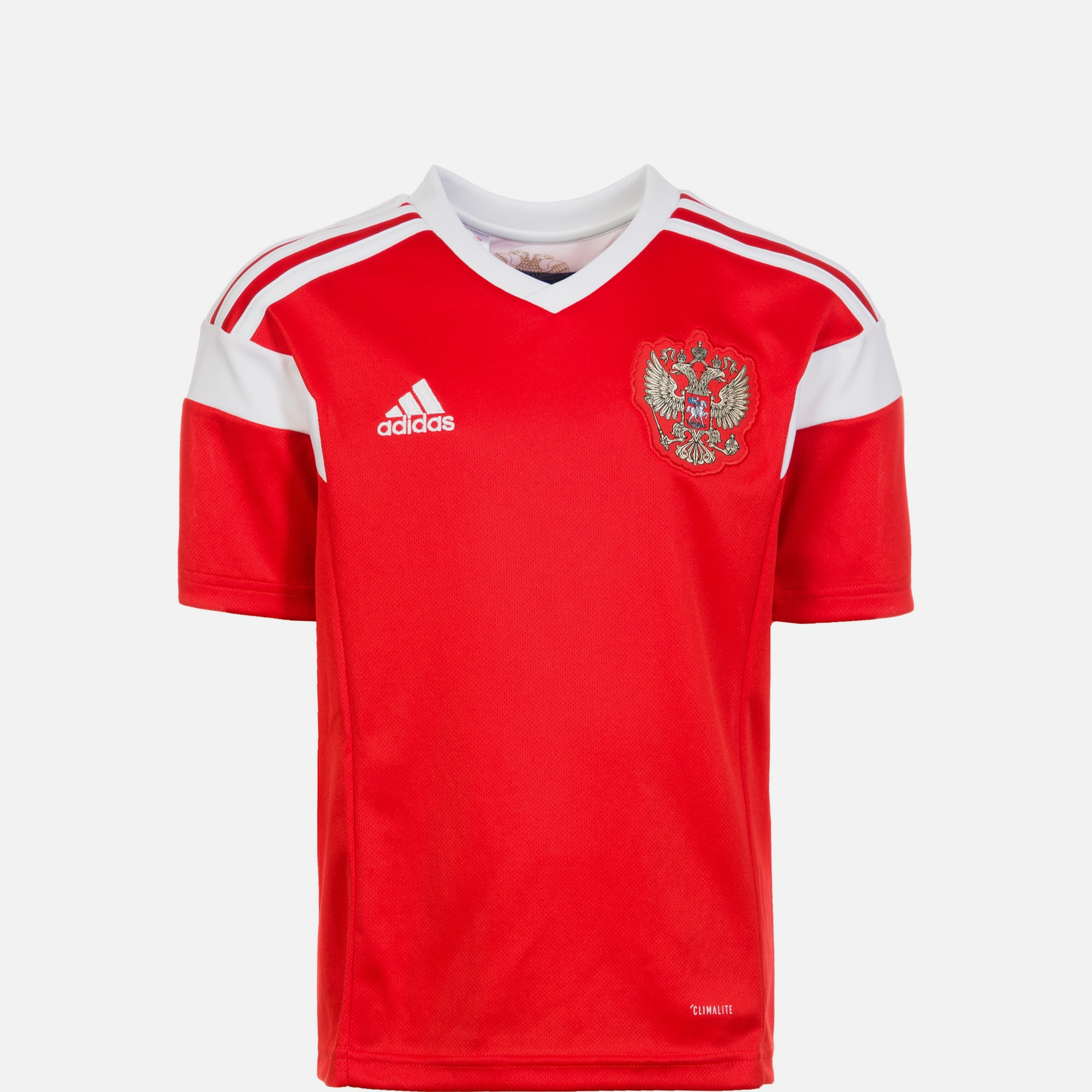 adidas performance rfu russland trikot home wm 2018 kinder. Black Bedroom Furniture Sets. Home Design Ideas